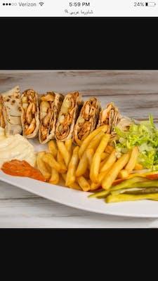Shawarma Saaj