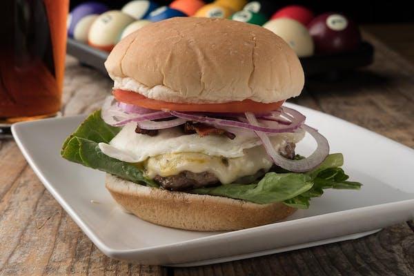 Breakfast Burger