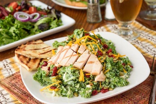 Brussels Kale Salad