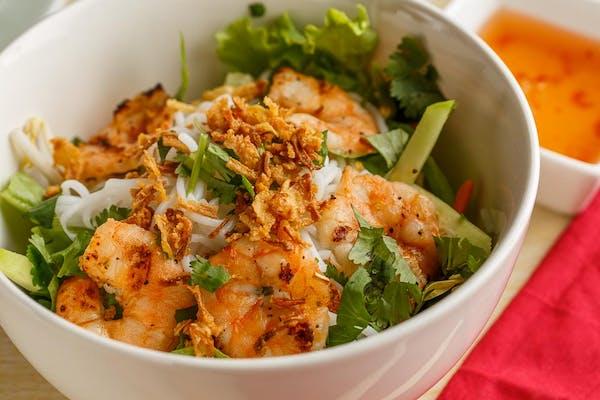 V6. Chargrilled Shrimp