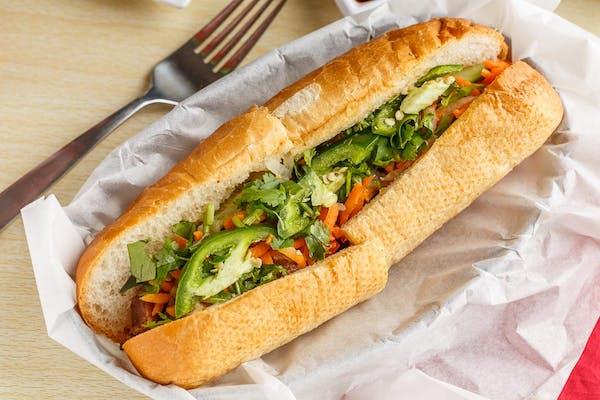 B2. Chargrilled Pork Sandwich