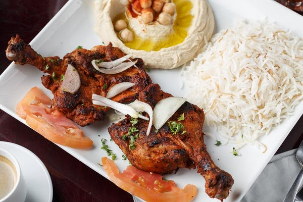 Mawal Style Chicken