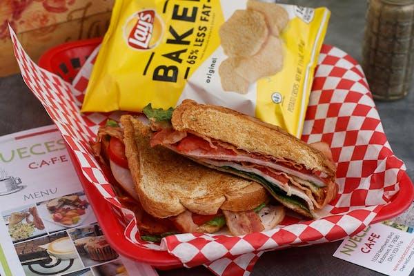 BLT Club Sandwich