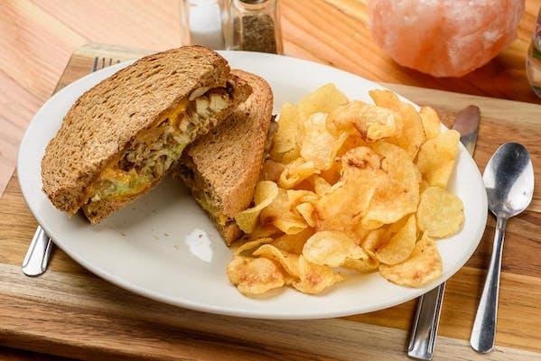 Havana Chicken Pressed Sandwich