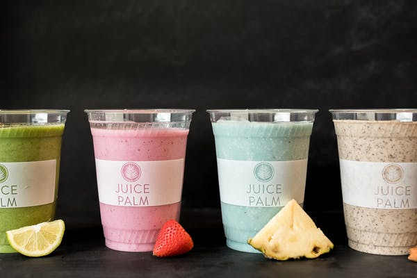 Live Minty Smoothie