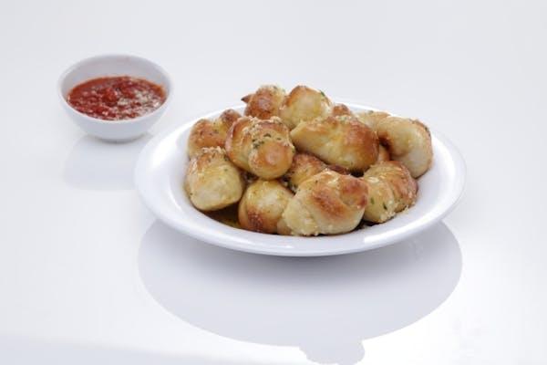 Mini Garlic Knots