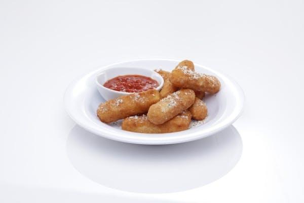 (6) Fried Mozzarella Sticks