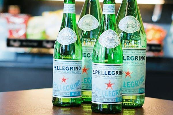 San Pellegrino litre