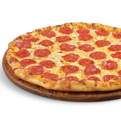 Zesty Pepperoni Pizza