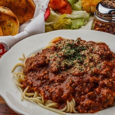 Spaghetti Plate