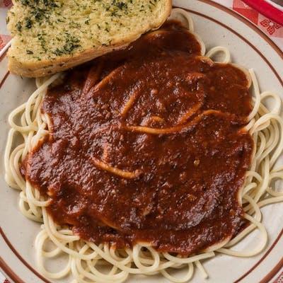 Child's Spaghetti