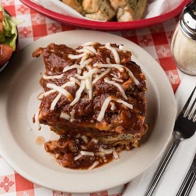 Child's Lasagna