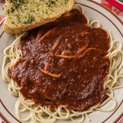 Wednesday Night Special-All You Can Eat Spaghetti
