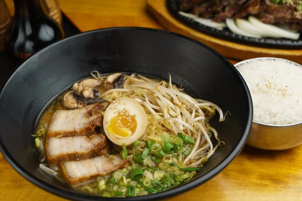 Stew with Kimchi, Tofu & Pork