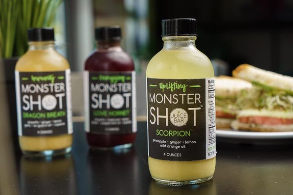 Scorpion™ Monster Shot