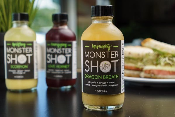 Dragon Breath™ Monster Shot