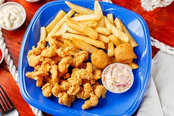 Jumbo Popcorn Shrimp