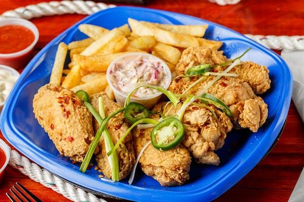(6 pc.) Chicken Wingz