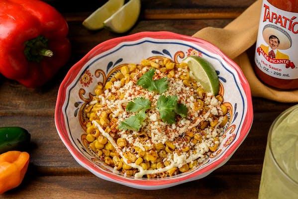 Mexican Street Corn (Elote en Varo)