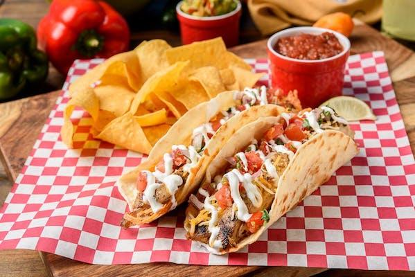Texas Style Fajita Tacos
