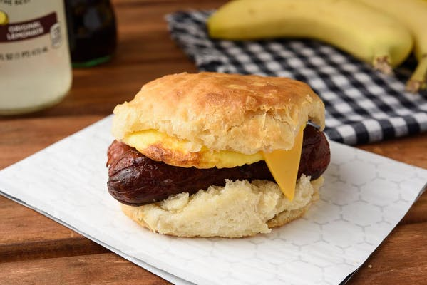 Link Egg & Cheese Biscuit