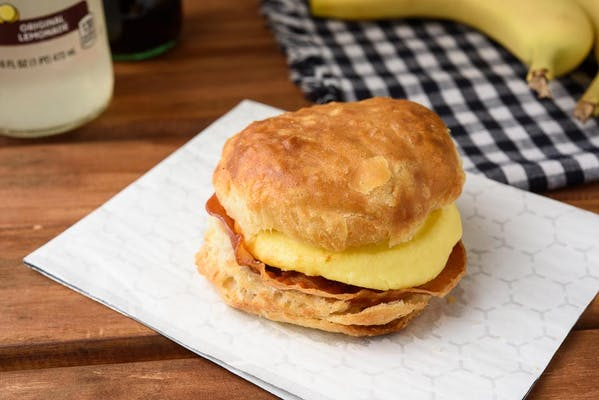 Bacon Egg Biscuit