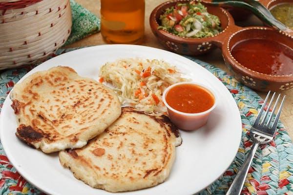 Cheese Pupusas (2)