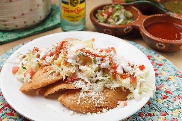 (3 pc.) Empanadas