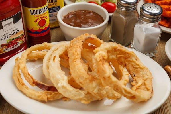 Onion Ring & Gravy
