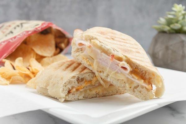 Jazz Fest Sandwich