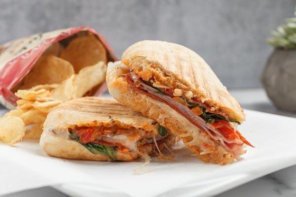 Zydeco Sandwich