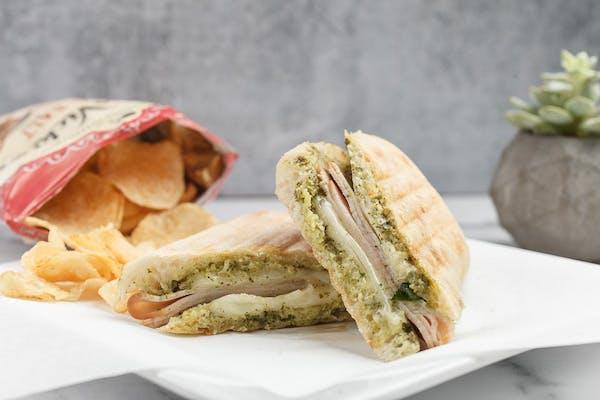 Mardi Gras Sandwich
