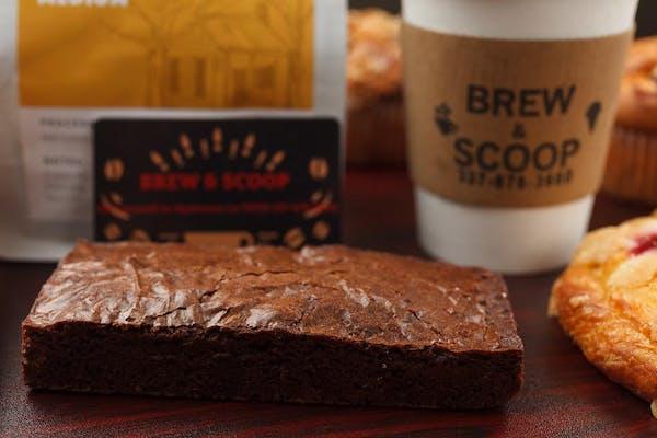 Brownie (A la Mode)