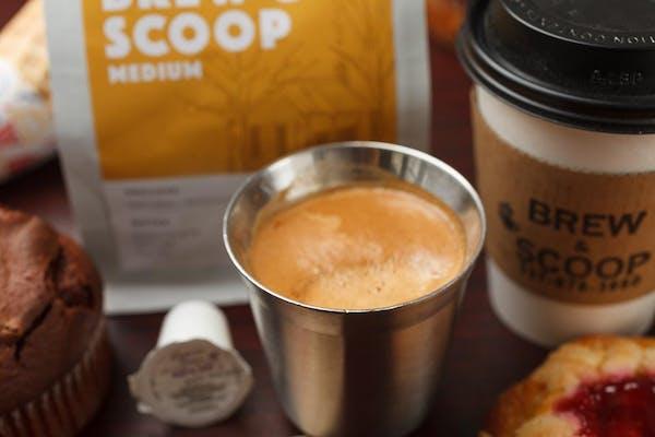 Espresso (Double Shot)