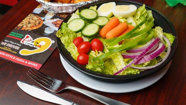 (L) Garden Salad