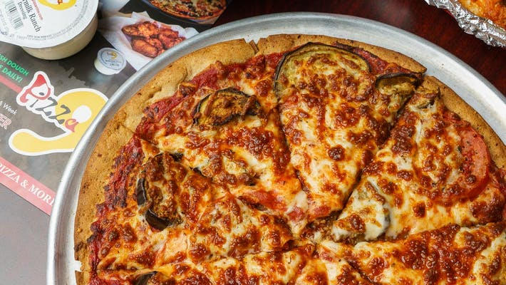 Parmigiano Pizza