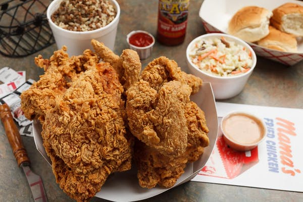 (8 pc.) Mix Chicken Special