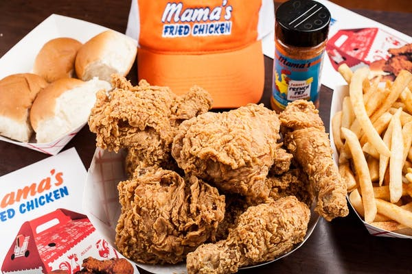 (8 pc.) Dark Meat Special