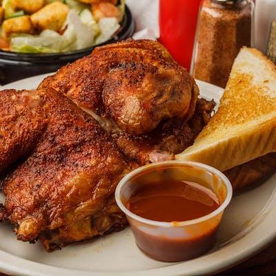 (½) BBQ Chicken