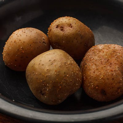 New Boiled Potatoes