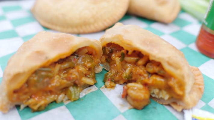 Crawfish Meat Pie