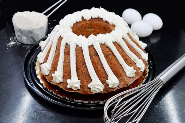 Louisiana Yam Cake