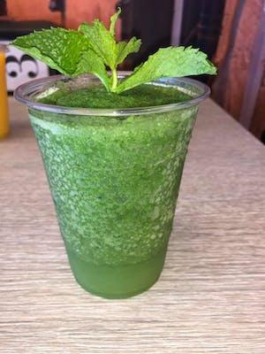 Fresh Juice mint with  Lemonade