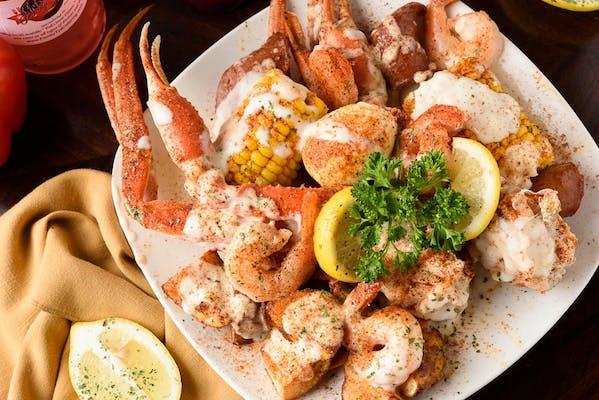 Crab Queen Plate