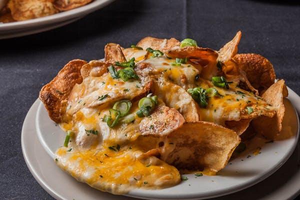 Three Cheese Chips