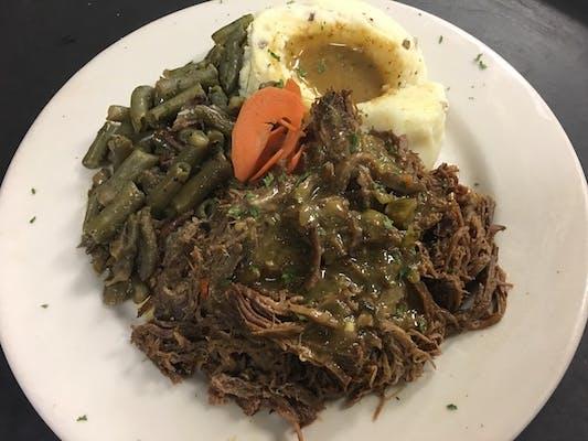 Pot Roast Creole