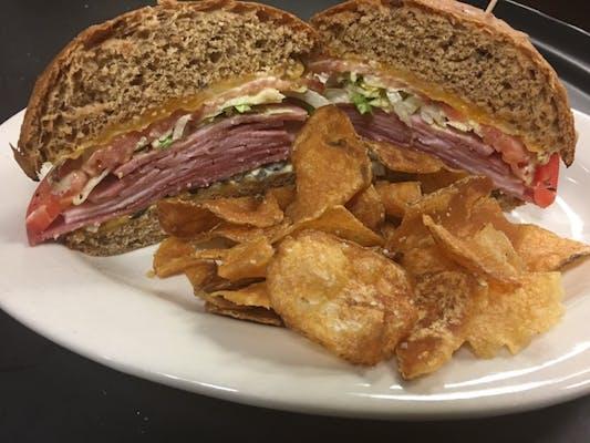 Byronz Sandwich