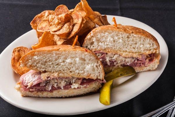 Byreuben Sandwich