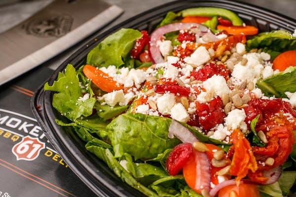 Greens Gourmet Salad & Gourmet Vinaigrette