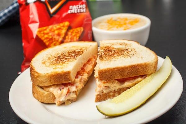 Pimiento & Cheese Sandwich